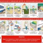 Правила поведения на жд транспорте - копия